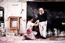 Hermann Nitsch  © Peter M. Mayr